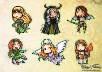 Early Chibis