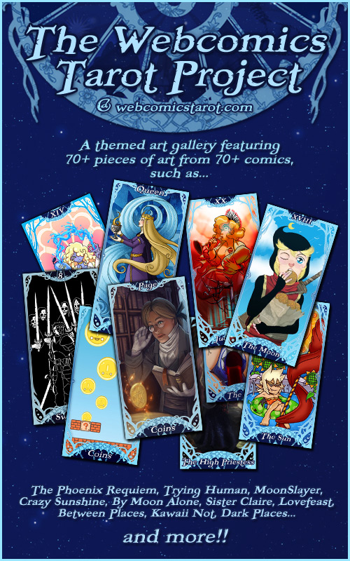 webcomic tarot